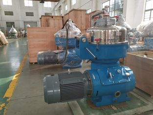 Κίνα High Speed Industrial Oil Separator For Biological Diesel Oil / Methyl washing εργοστάσιο